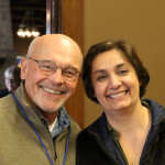 Dave King, Prairie Land Conservancy, and Viv Bennett, The Nature Conservancy