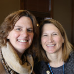 Lenore Beyer-Clow, Openlands, and PSCC President Emy Brawley